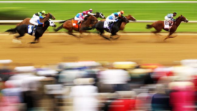 Kentucky Derby Race 2011 - H 2012