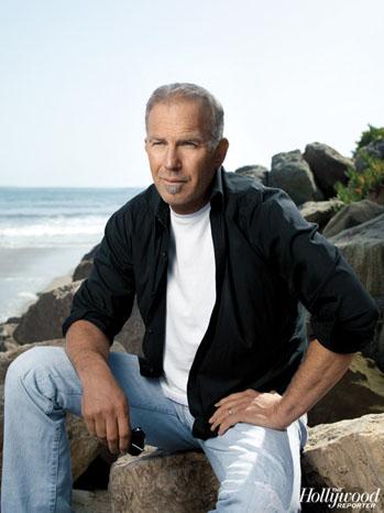 Kevin Costner Portrait Beach - P 2012