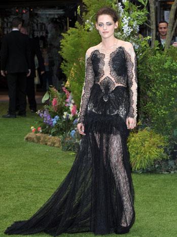 Kristen Stewart Snow White Huntsman London Premiere - P 2012