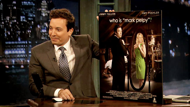 Late Night with Jimmy Fallon Amy Poehler - H 2012
