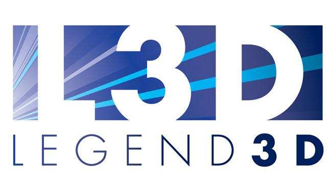 Legend 3D Logo - H 2012