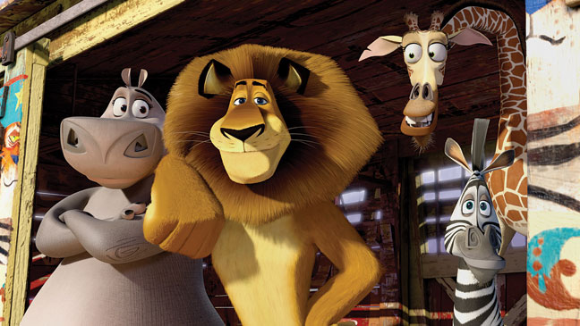 2012-19 REV Madagascar 3: Europe's Most Wanted H