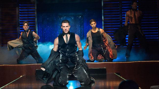 Magic Mike Tatum Bomer Dancing - H 2012