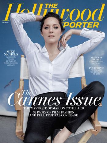 2012 Issue 17: Marion Cotillard