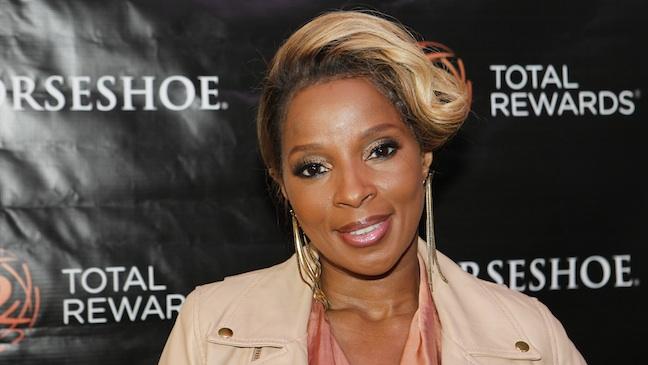 Mary J. Blige 2012
