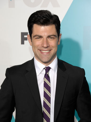 Max Greenfield Headshot - P 2012