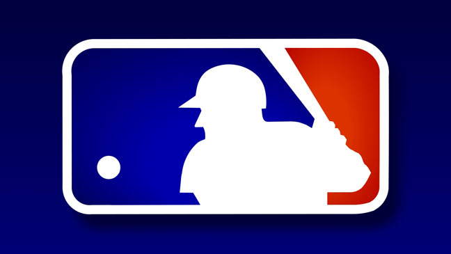 Major League Baseball MLB Logo - H 2012