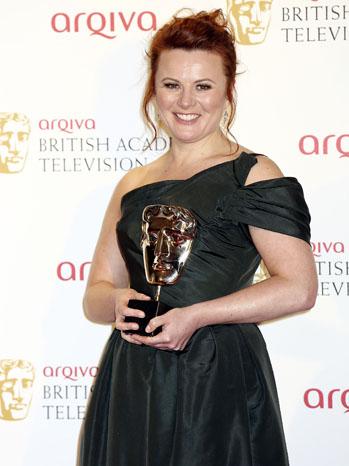 Monica Dolan BAFTA TV Nod