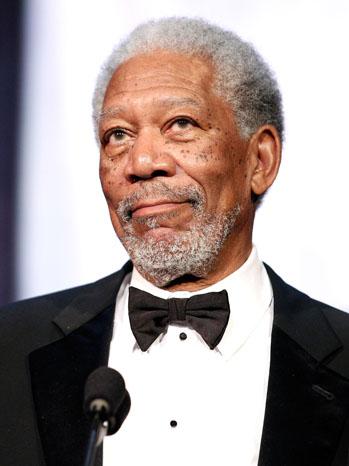 Morgan Freeman AFI Awards - P 2012