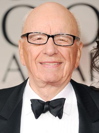 DOWN: Rupert Murdoch