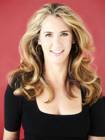 Nancy Dubuc Headshot Red - P 2012