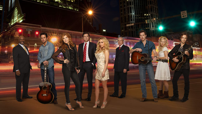 Nashville Cast PR image - H 2012