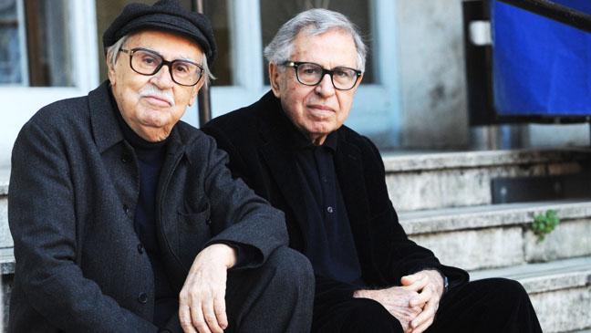 Paolo and Vittorio Taviani - H 2012