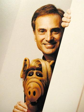 Paul Fusco and Alf - P 2012