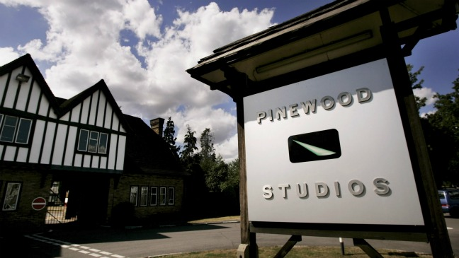 Pinewood Studios - H 2012