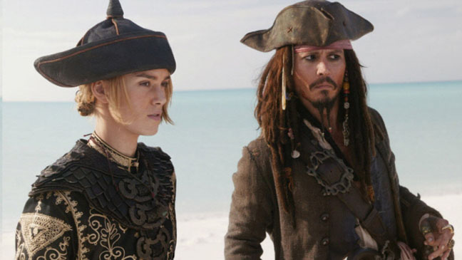 'Pirates of the Caribbean: At World's End' (2007)