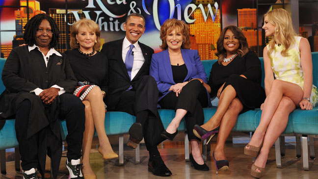 President Obama on The View - H 2012