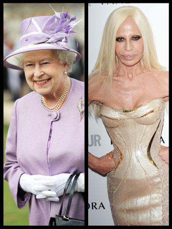 Queen Elizabeth Donatella Split - P 2012