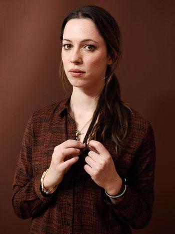 Rebecca Hall Portrait - P 2012
