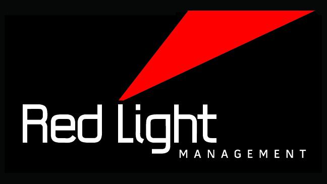 Red Light Management Logo L