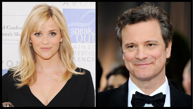 Reese Witherspoon Colin Firth Split - H 2012