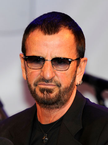 Ringo Starr Sun Glasses Headshot - P 2012