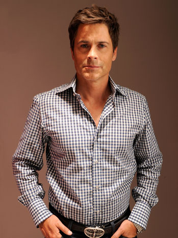 Rob Lowe Portrait - P 2012