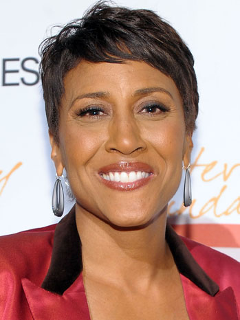 UP: Robin Roberts