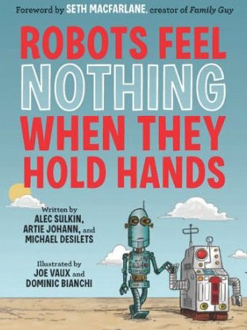 Robots feel nothing when they hold hands Cover - P 2012