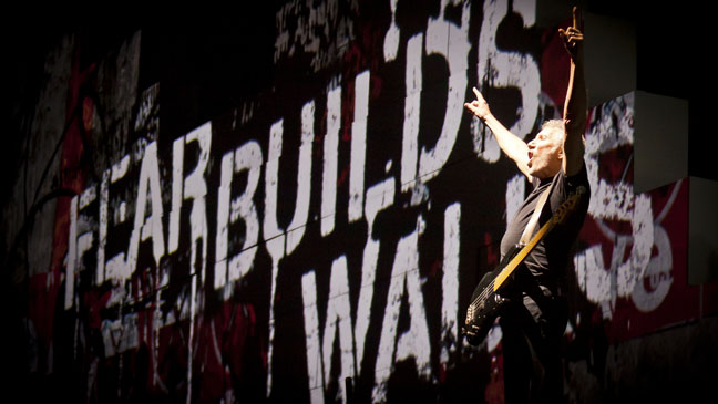 Roger Waters The Wall Coliseum - H 2012