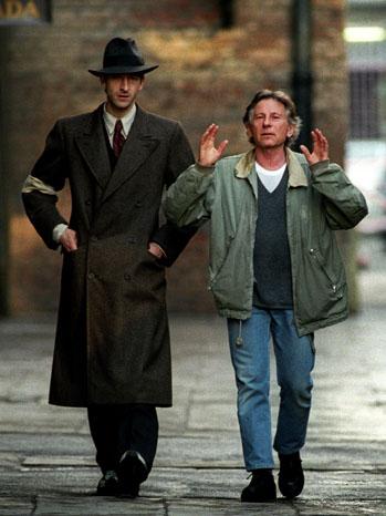 Roman Polanski: A Film Memoir Cannes Film Still - P 2012