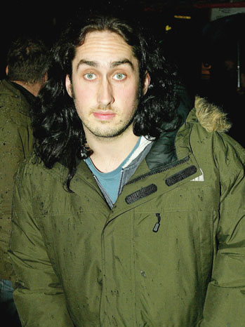 Ross Noble - P 2012