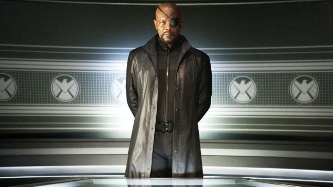 The Avengers Samuel L. Jackson - H 2012