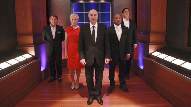 Shark Tank Cast - H 2012