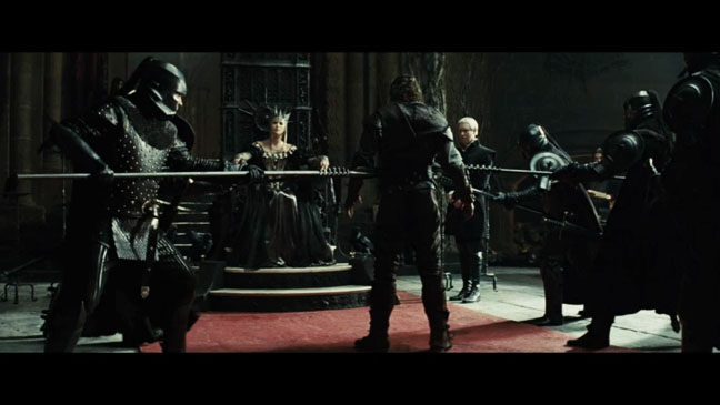 Snow White and the Huntsman Clip Screengrab - H 2012
