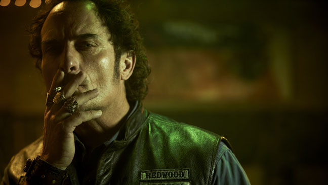 Sons of Anarchy Kim Coates - H 2012