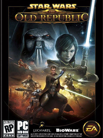Star Wars The Old Republic Video Game - P 2012