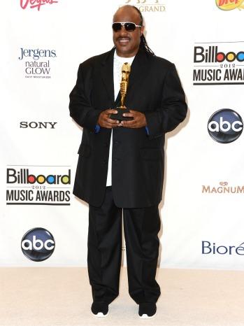 Stevie Wonder Billboard Music Awards 2012