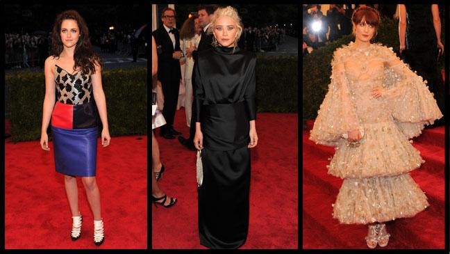Kristen Stewart Mary-Kate Olsen Florence Welch - H 2012