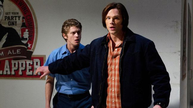 Supernatural Party On Garth - H 2012