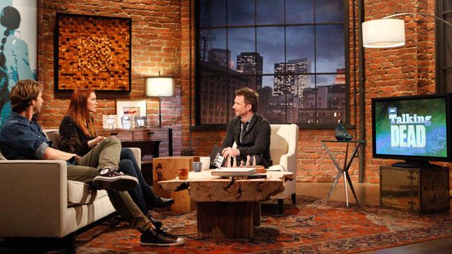 Talking Dead Season 1 Episode 3 - H 2012