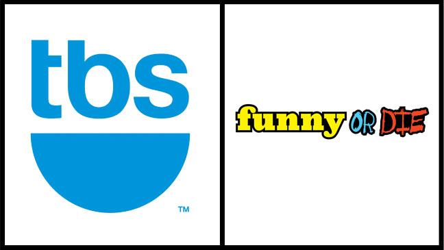 TBS Funny Or Die Logo Split - H 2012