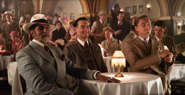 The Great Gatsby (2012) Amitabh Bachchan