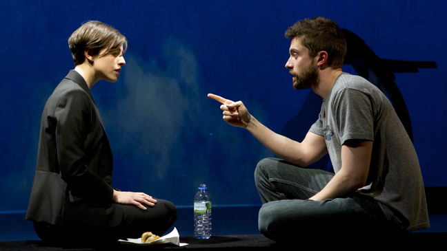 The Lonely Theater Review - H 2012