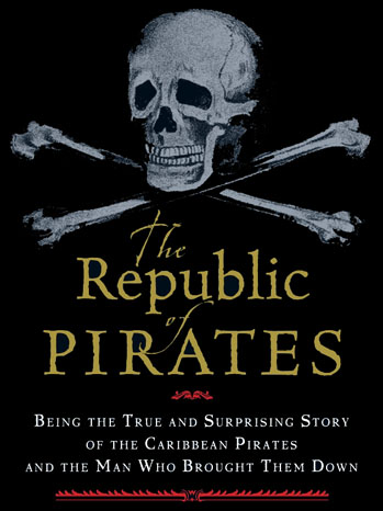 The Republic of Pirates Cover - P 2012
