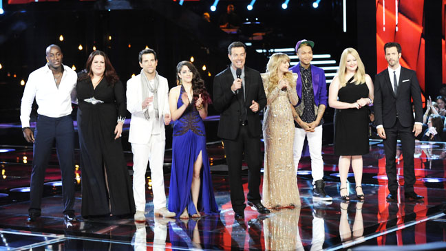 The Voice April 30 Contestants - H 2012
