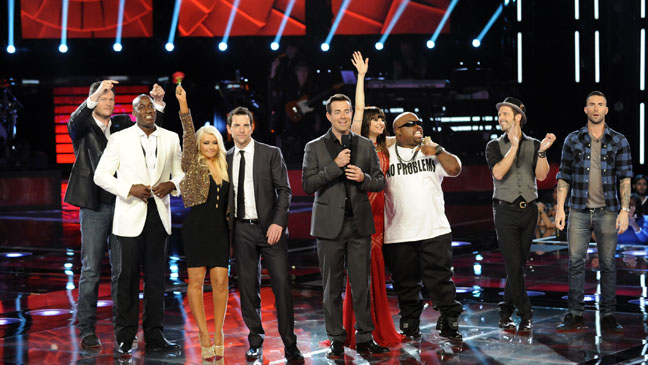 The Voice Group 5/7 - H 2012
