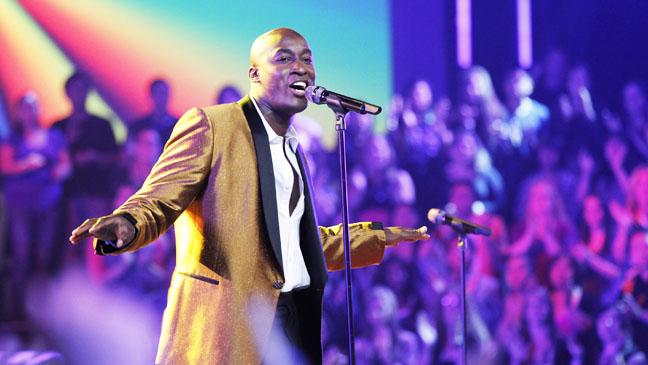 The Voice Jermaine Paul Final Performance - H 2012