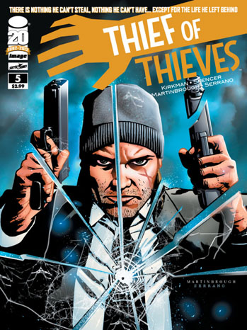 Thief of Thieves Cracked Cover - P 2012