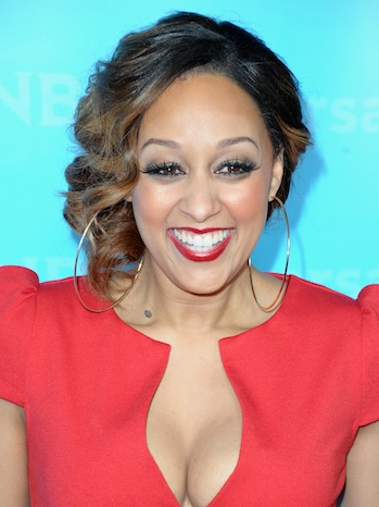 Tia Mowry Winter TCA 2012